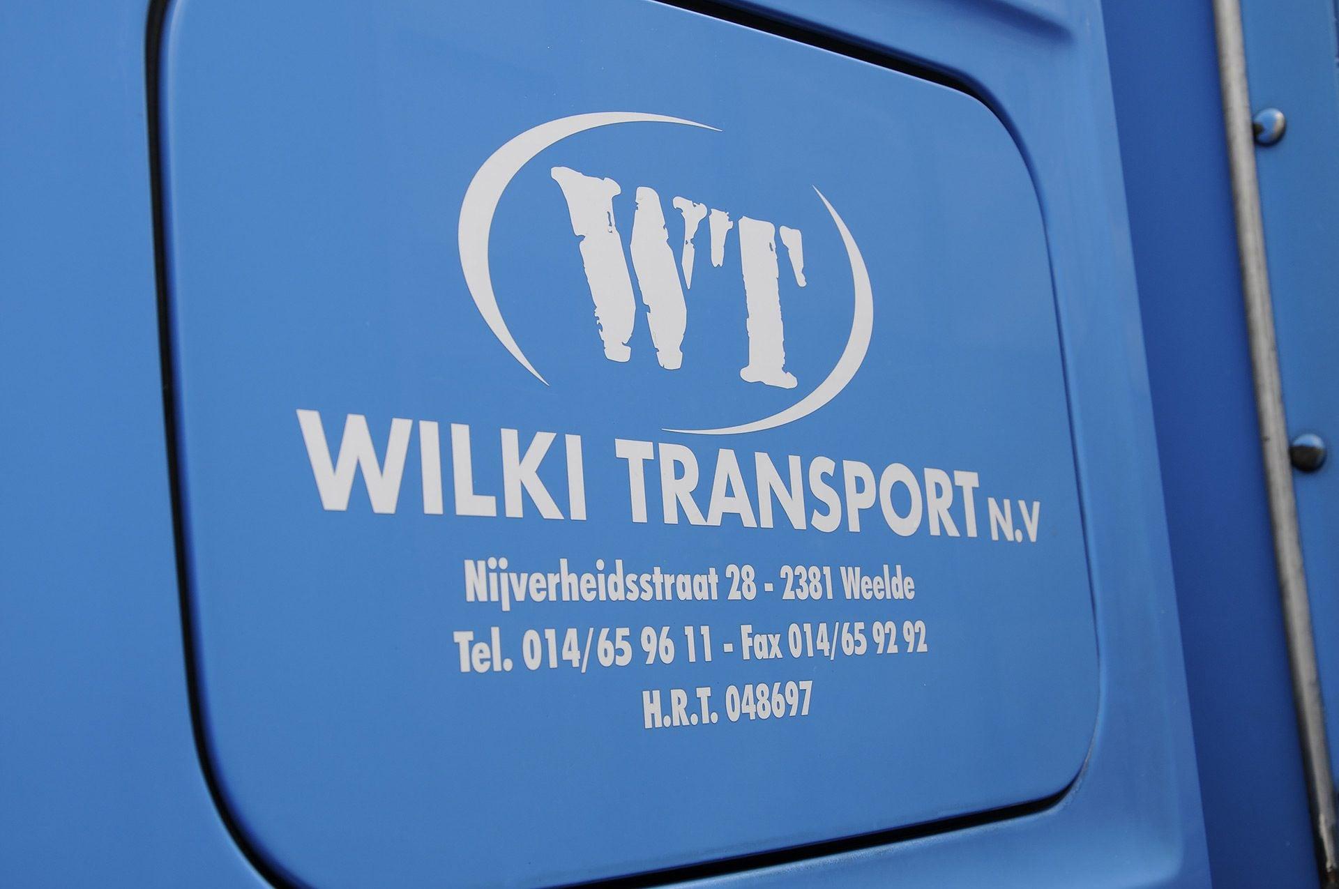 Wilki transport - Wilki
